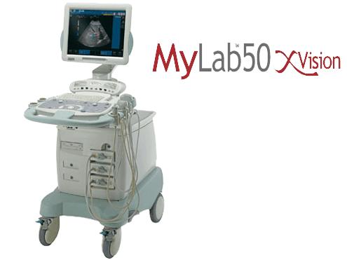 MyLab™ 50X Vision